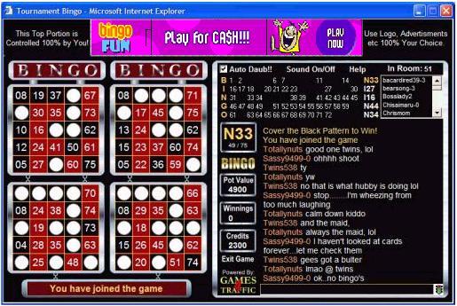 free bingo on line